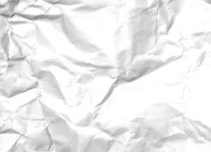Het verkreukelde papiertje