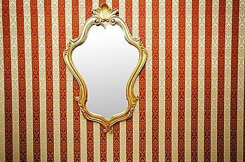 Spiegeltje spiegeltje aan de wand…